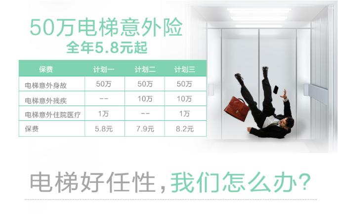 永安电梯意外险-开心保保险网_01
